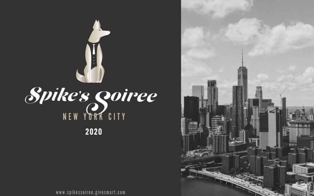 Spike's Soiree 2020 Sunday, May 17